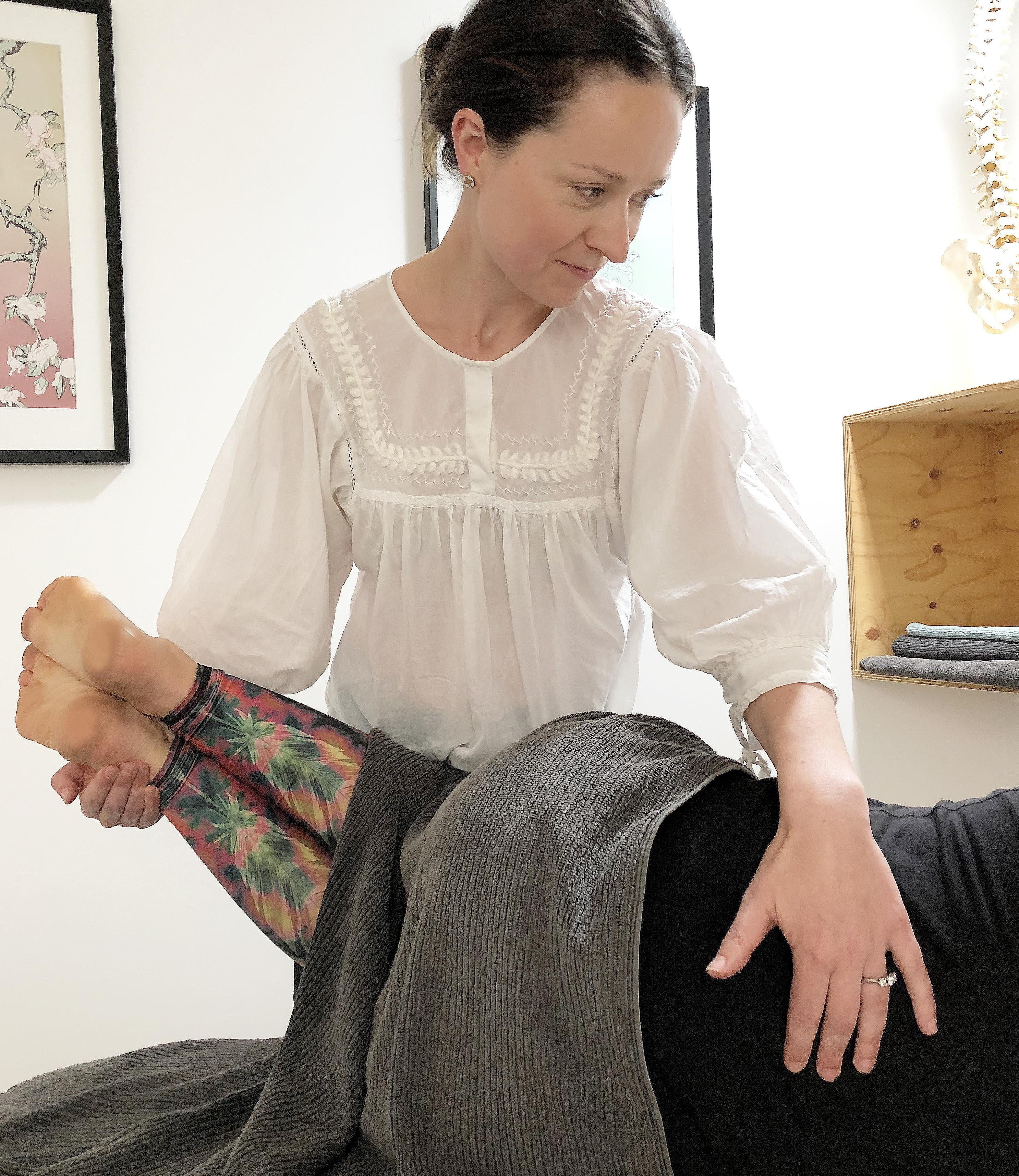 Sequence Osteopathy Dr Joanna Hilbert